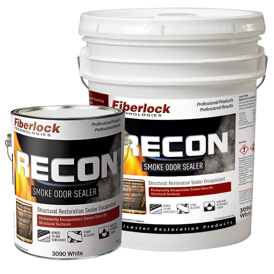 RECON Smoke Odor Sealer - Fiberlock